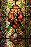 Stained Glass Window of the Congressional Prayer Room